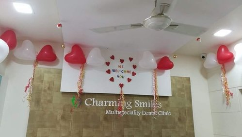 valentine special eve for women|Charming Smiles Dental Clinic|Dombivli West,Mumbai