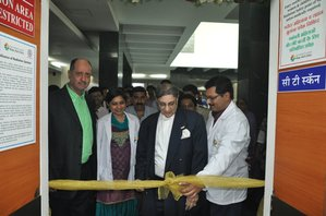 RUBY HALL CLINIC LAUNCHES INDIA'S FIRST NEXT GENERATION CT SCANNER Dr. P. K. Grant Ruby Hall Clinic,Pune