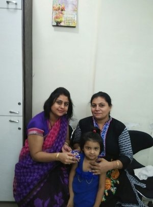 Diwali Celebration|Charming Smiles Dental Clinic|Dombivli West,Mumbai