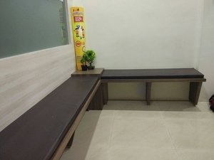 Waiting Area|Dr. Patils Clinic|Spine Road,Bhosari