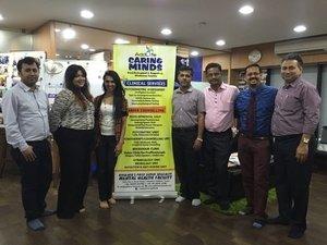 BNI Meet  Addlife Caring Minds Sarat Bose Road,Kolkata