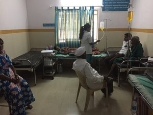 Ward Varad Hospital and ICU Madhav Nagar Road,Sangli