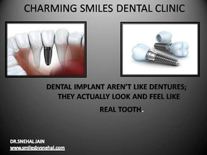 Charming Smiles Dental Clinic|Dombivli West,Mumbai