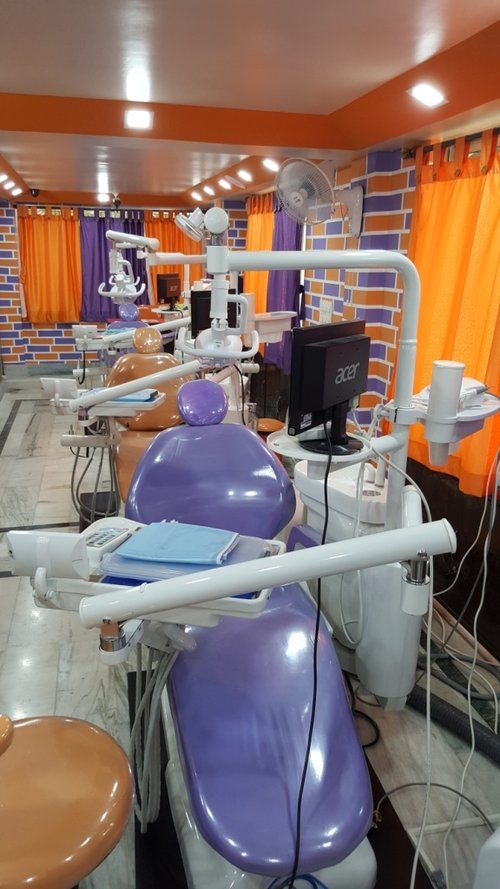 Smiley Dental Treatment Centre Pvt ltd Kasba, Ruby Hospital, East kolkata Township,Kolkata