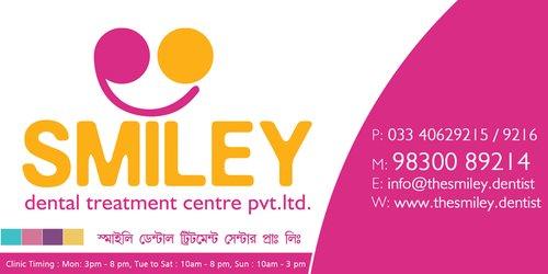 Smiley Details  Smiley Dental Treatment Centre Pvt ltd Kasba, Ruby Hospital, East kolkata Township,Kolkata