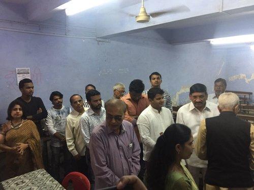 Senior Citizens Dental Camp|Charming Smiles Dental Clinic|Dombivli West,Mumbai
