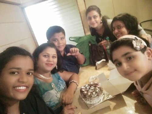 Staff Birthday Celebration at Charming smile|Charming Smiles Dental Clinic|Dombivli West,Mumbai