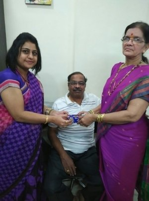 Diwali Celebration at Charming Smile|Charming Smiles Dental Clinic|Dombivli West,Mumbai