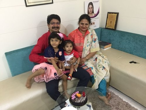 birthday with charming smiles team|Charming Smiles Dental Clinic|Dombivli West,Mumbai