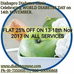 World Diabetes day| Ayur DiabaPro Diabetes Clinic|Thergaon,Pune