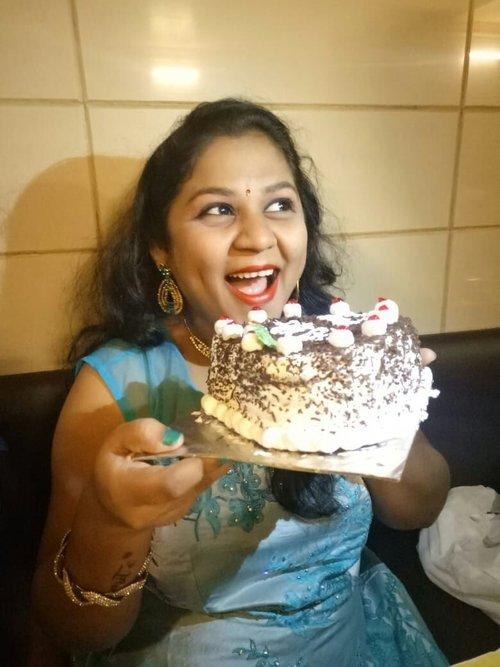 Staff Birthday Celebration at Charming smile|Charming Smiles Dental Clinic|Dombivli West,Mumbai