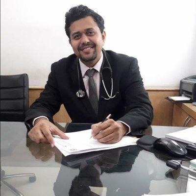 Dr. Nilesh. S. Patil ( Magar ), Rheumatology, Shivajinagar, Pune