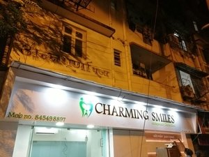 Charming smiles dental clinic|Charming Smiles Dental Clinic|Dombivli West,Mumbai