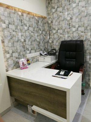 Reception|Charming Smiles Dental Clinic|Dombivli West,Mumbai