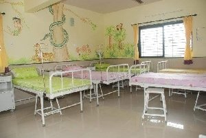 Child-friendly facilities|Dr Nikam's Sri Sai Marigold Child Care Hospital and NICU|Amli,SILVASSA