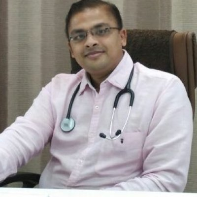 Dr. Kalpesh Chhajed, Orthopedics, gultekdi, Pune