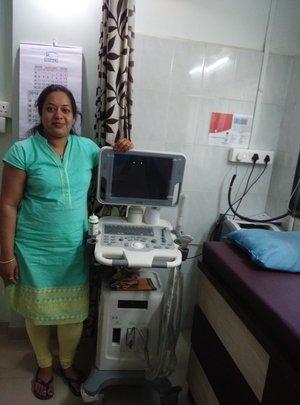 Sonography Machine|Chaitanya Fertility and Sonography clinic|bibwewadi,Pune