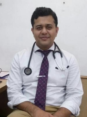 Dr. Nilesh Patil|Arthritis and Rheumatology Clinic|Shivajinagar,Pune