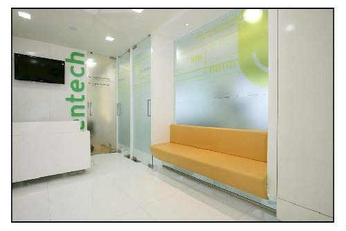 Waiting Area|Dentech dental care|Nibm,Pune
