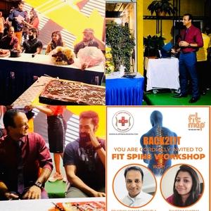 Back2Fit Spine Workshop|Dr.Kiran Kumar Lingutla|Ameerpet,Hyderabad
