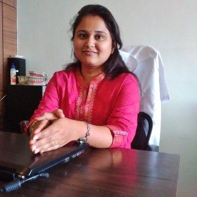 Dr. Mansi Pawade, Dentistry, Wakad, Pune