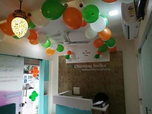 Clinic|Charming Smiles Dental Clinic|Dombivli West,Mumbai