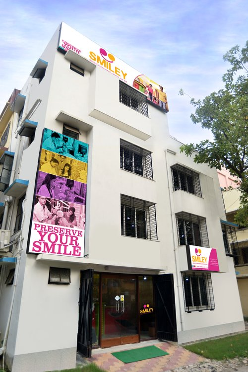 Smiley Premise Smiley Dental Treatment Centre Pvt ltd Kasba, Ruby Hospital, East kolkata Township,Kolkata
