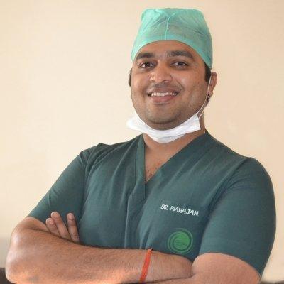 Dr. Amit Mahajan, Orthopedics, Aranyeshwar, Pune