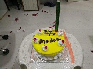 Birthday celebration of Dr. Snehal Jain