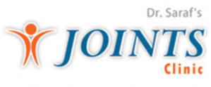 Logo: Dr. Saraf's Joints Clinic