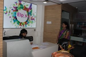 Reception area|Elpis IVF Center & Maternity Home|Aundh,Pune