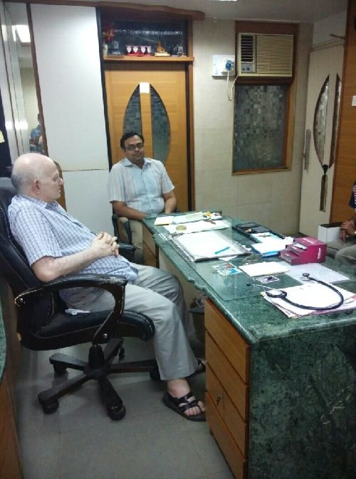 Consultation Chamber Shah Hosiptal Mahavir Nagar,Sangli