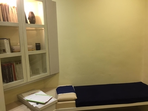 Examination Table Dr Barve's The Bone and Joint Clinic Erandwane,Pune