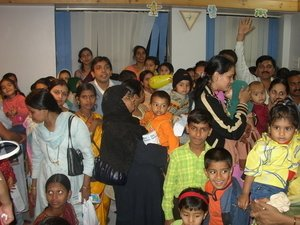 Healthy baby contest organised at the clinic|Shishumoh Clinic |Pune-Satara Road,Pune