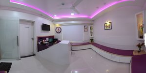Reception Area| Ayur DiabaPro Diabetes Clinic|Thergaon,Pune