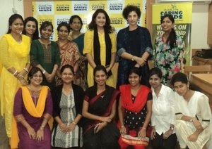 Women in the Workplace with Indrani Dasgupta Addlife Caring Minds Sarat Bose Road,Kolkata