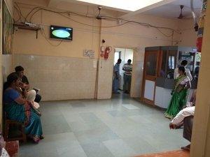 Watting Room|Chandrapattan Orthopaedic and Gynaecology Hospital|miraj road,Miraj