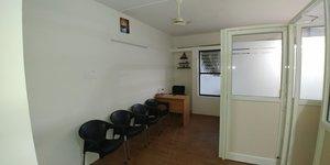 waiting area|Shubhamkar hand clinic|Kothrud,Pune