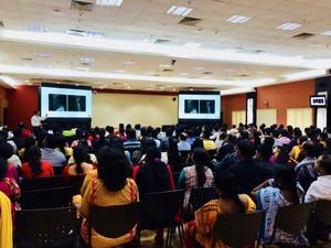 HSBC Hyd - Spine Talk|Dr.Kiran Kumar Lingutla|Ameerpet,Hyderabad