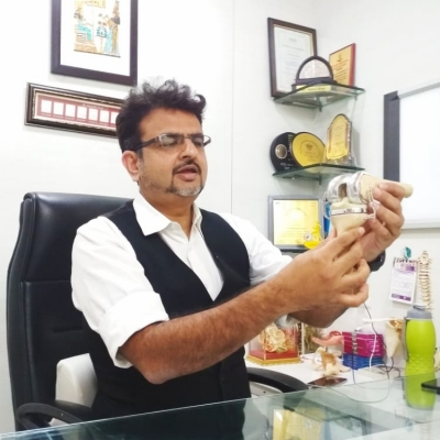 Dr. Nakul Shah|Joint Replacement, Orthopedic Sports Medicine and Orthopedic Surgery|Karve Road , Pune
