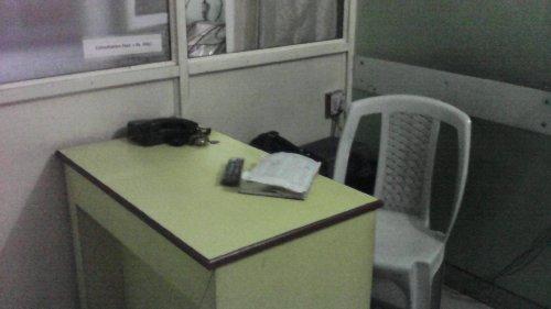 Reception desk|Shubham Skin Clinic|Nigdi,Pune
