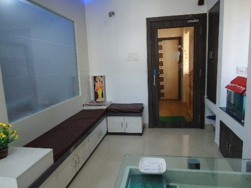 Waiting area|Cosmodent Multispeciality Dental Clinic and Implant Centre|Kothrud,Pune