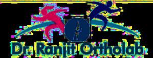 Logo: Dr Ranjit Orthocare Centre