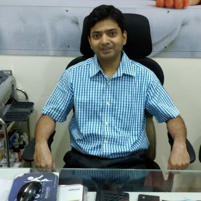 Dr. Parag Rote|Infertility Specialist and Obstetrics & Gynecology|Aundh, Pune