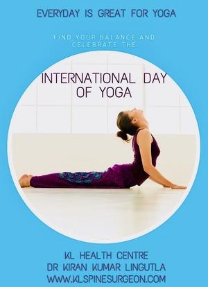 International Yoga Day|Dr.Kiran Kumar Lingutla|Ameerpet,Hyderabad
