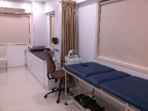 Physiotherapy Unit|Chhajed Clinic|gultekdi,Pune