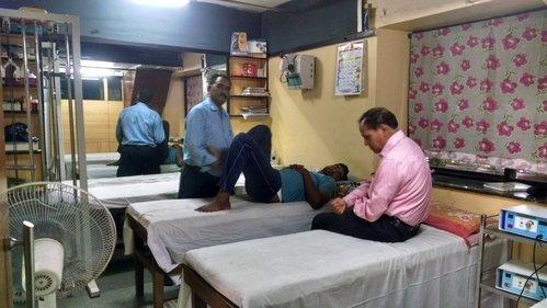 inside|Physiotherapy Clinic|bibwewadi,Pune