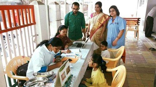 Dental checkup  Charming Smiles Dental Clinic Dombivli West,Mumbai