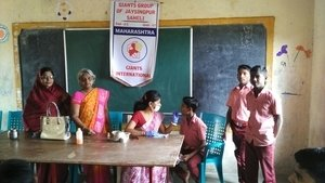 Dental Checkup camp at Ashram school|Maher Maternity And Dental Hosptial|Nandni road,Jaysingpur