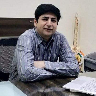 Dr. Prashant Khandelwal|Neurosurgery and General Surgery|Off Boat Club Road, Pune
